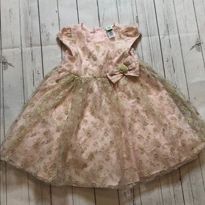 Dress baby girls by little me size 24 mths